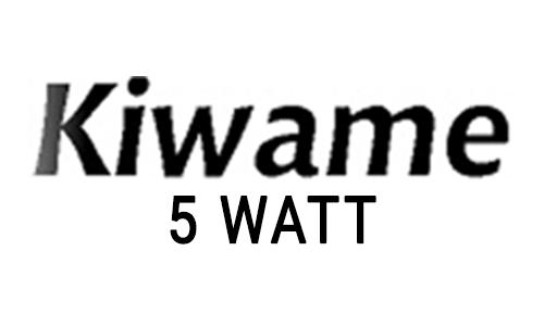 kiwame-5watt-logo