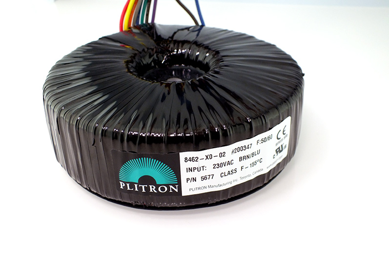 Plitron Transformers Model 8462-X0-02