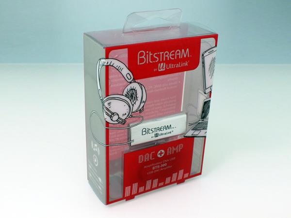 Bitstream BTS-300 USB DA Converter