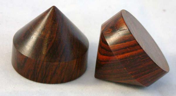 ConneX Isolation Feet Small LIHUA Wood