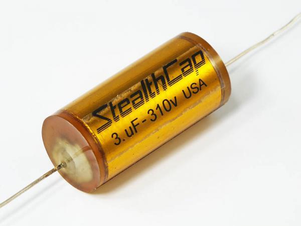 StealthCap Capacitor 3.0uF 310Vdc