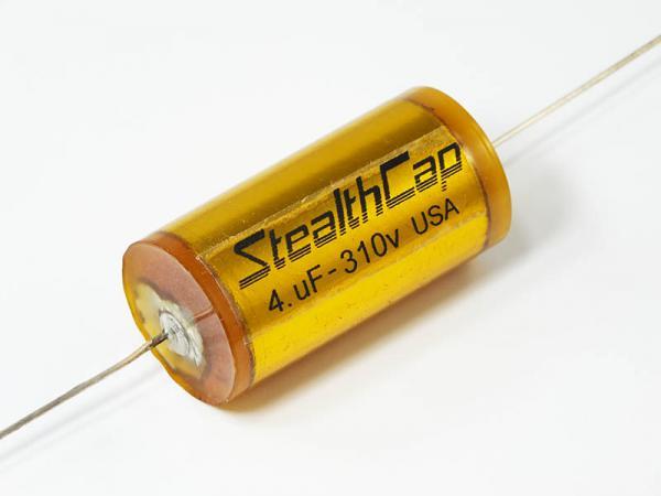 StealthCap Capacitor 4.0uF 310Vdc
