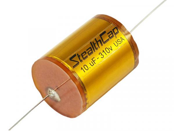 StealthCap Capacitor 10.0uF 310Vdc