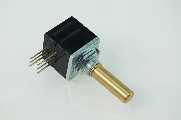 TKD Potentiometer 10K 2CP-601 Series 6R25 Log Taper