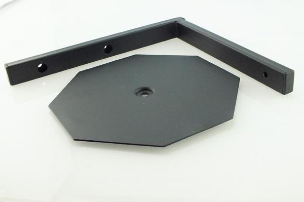 TARGET HiFi TAP 3 Speaker Wall-Mount Bracket/Platforms 190mm x 190mm Support Plates
