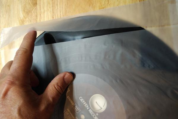 Premium Inner Sleeve (4 Mil, Integrated Flap)