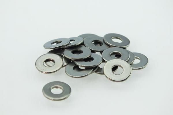 Hardware Washers 6 Standard Stainless