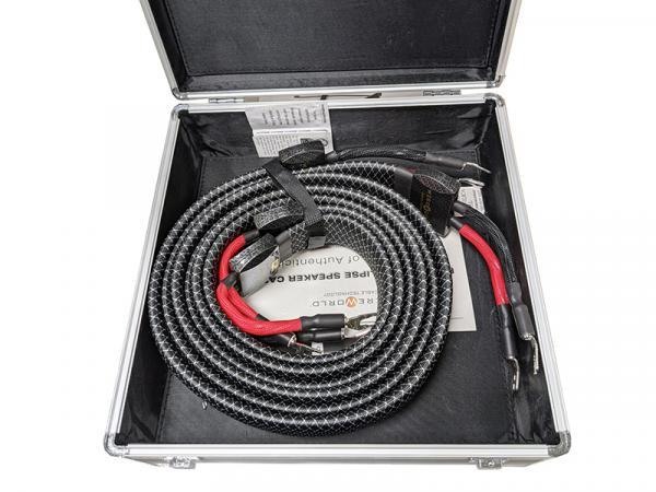 Platinum Eclipse 6 Speaker Cable (2M) Spade