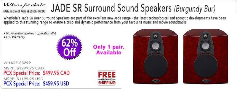 Click Here To See Jade SR Speaker Page